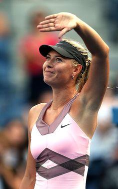 Tennis dress #sharapova