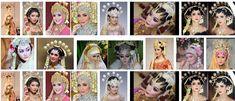 Make Up Dan Tatarias Pengantin Aceh Modern Wedding Organizer, Surakarta, Bridal Makeup, Wedding Planner, Wedding Planer, Wedding Makeup, Wedding Beauty