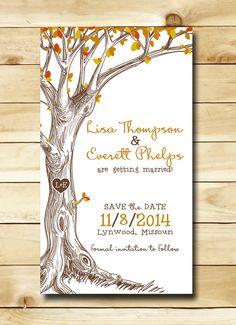 Love this invitation!!!