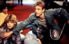 Sarah J. Connor and Kyle Reese