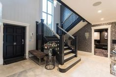 5 bedroom detached house for sale in Stunning new house - adjoining the Mere Golf Resort - Rightmove. Dream House Exterior, Dream House Plans, New Homes For Sale, Property For Sale, Self Build Houses, Home Cinemas, Classic House, Detached House, Bungalow