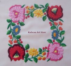 Vintage doilies by KalocsaArtStore on Etsy