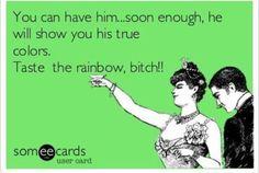 To girl who takes guy I uses to like