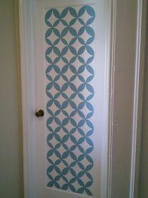 Interior Door Decorating Ideas, Interior Paint Colors And Decoration  Patterns