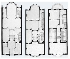 Hotel Tassel floor plans showing open design by Victor