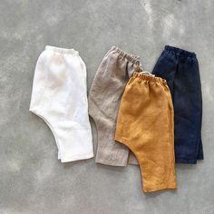 Linen Little Boy Fashion, Baby Boy Fashion, Toddler Fashion, Toddler Outfits, Baby Boy Outfits, Kids Outfits, Kids Fashion, Handmade Baby Clothes, Baby Kids Clothes