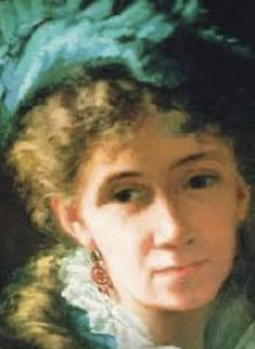 (Abigail) May Alcott Nieriker – US artist and the youngest sister of ' author Louisa May Alcott and who was the basis for the character Amy (an anagram of May) Women's Museum, Four Sisters, Louisa May Alcott, Artist Life, Historical Society, Getting Pregnant, My Passion, Lovers Art, Female Art