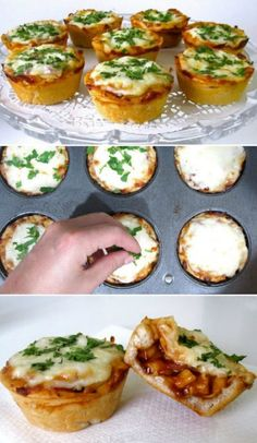 Muffin Tin Recipes 30288 You are going to love these Amazing Muffin Tin Recipes and we have something for everyone. We've rounded up our favorites so you don't have to. Check them out now. Cupcake Pan Recipes, Muffin Pan Recipes, Mini Cupcake Pan, Meat Recipes, Cooking Recipes, Recipies, Brunch Recipes, Appetizer Recipes, Breakfast Recipes