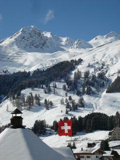 Davos, Weissfluhjoch