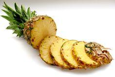 Ananas i koper włoski - super-duet! Ananas zawiera...