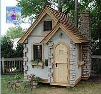 """Forget the real house, I just want 4 or 5 """"little houses""""."""