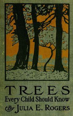 #trees #bookbindinngs