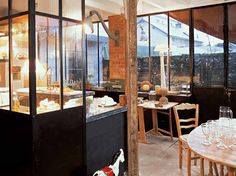 D co maison industrielle on pinterest deco cuisine and loft - Loft industriel deco ...