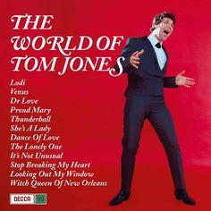 Vinyl Tom Jones - World of Tom Jones, Decca, 2020, 180g   Elpéčko - Predaj vinylových LP platní, hudobných CD a Blu-ray filmov Hollywood Walk Of Fame, Bambi, Tom Jones, James Bond Theme, Witch Queen, Toms, Creedence Clearwater Revival, She's A Lady, Lp Vinyl