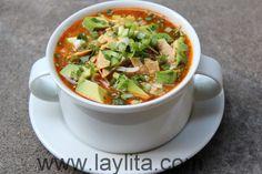 Tortilla soup recipe