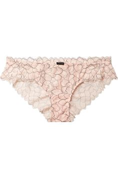 2804c40935ab8 Eberjey - Rosario The Cheeky stretch-corded lace briefs