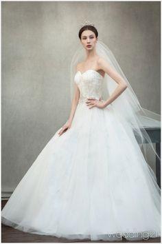 새로운 트렌드를 제안할 진보된 웨딩드레스 컬렉션, 르씨엘웨딩