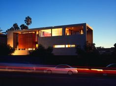An Interesting Architecture Approach: The Prospect House in San Diego
