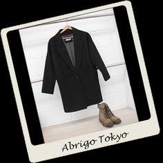 Abrigo Tokyo / Tokyo Coat  e-shop: http://www.systemaction.es/es/abrigos-de-mujer/199-abirgo-tokyo-de-mujer.html