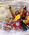 Experience the best in whitewater rafting in New Mexico. Los Rios provides a variety of whitewater rafting trips for all abilities ranging from river rafting float trips to challenging whitewater rafting. Choose from half-day, full-day, and overnight rafting trips.