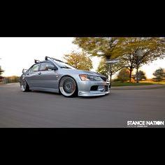 CARS - #Evo #Evo9