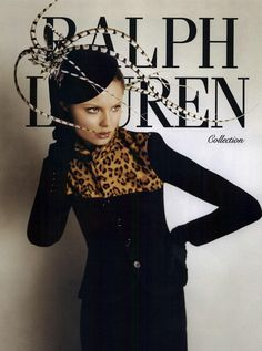 Ralph Lauren Collection Ad Campaign Fall/Winter 2008