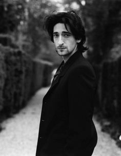 Adrien Brody. There's just something about this guy I really like. I'm not one of the Channing Tatum fans at all, this is probably more my type. Yep.