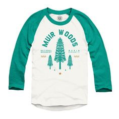 Hey, look what I found! Check out Muir Woods Raglan on Bezar
