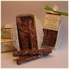 Almond Bars, Handmade Chocolates, Irish, Artisan, Craftsman, Irish People, Irish Language, Ireland