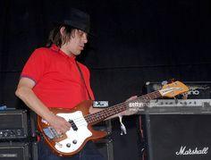 Glastonbury Festival, Britain - Jun 2005, Primal Scream - Mani