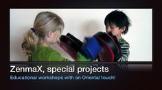 ZenmaX education, special projects. by Ron Nansink via slideshare