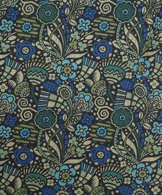 Otto's Field C Tana Lawn, Liberty Art Fabrics