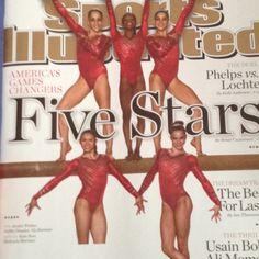 we'll definitely be cheering on these amazing athletes!