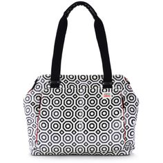 Modern Fashion Accessories | Skip Hop Nixon Light and Luxe Diaper Bag | Jonathan Adler