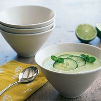 Thai Avocado Soup