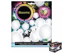 Pack De 5 Filles Soirée Rose Glow Light Up iLLoom Ballons fixe Lumière DEL