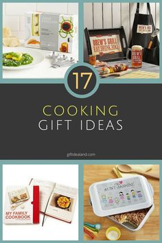 17 Amazing Cooking Gifts