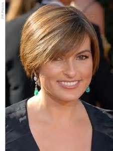 very short haircuts for women with round faces - Bing Images