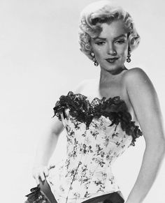 """"""" Marilyn Monroe photographed for River of No Return (1954). """""""
