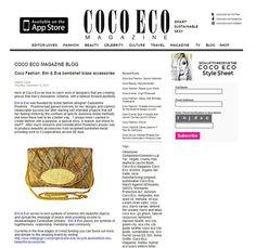 #CocoEco Sept 2013