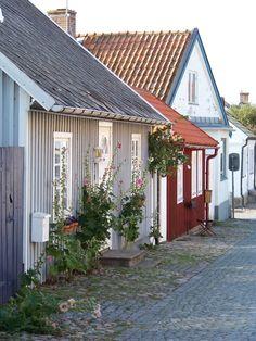 Torekov... Ahh, summer in Sweden.