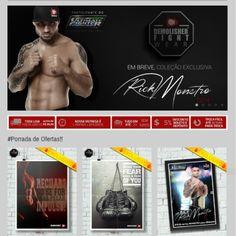 Nossa loja está com #FRETEGRATIS para #Sampa e #Fortaleza - Aproveitem! www.demolisher.com.br @RickMonstroMMA #UFC #TUFBrasil
