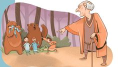 When Bible Stories Are Illustrated, They Reveal Some Huge Problems - Mic Religious Text, Religious Quotes, Religion And Politics, True Religion, 2 Kings 2, Schools In Nyc, Misophonia, Bible Belt, Six Words