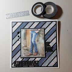 HOBBYKUNST: Washitape Washi Tape, Frame, Home Decor, Hobbies, Kunst, Picture Frame, Decoration Home, Room Decor, Frames