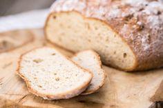 Pane Rustico - world's best low carb white bread - Froilainchen B. Keto Bread, Bread Pizza, Pizza Soup, White Bread, Low Carb Keto, Paleo Recipes, Dessert, Baking, Food