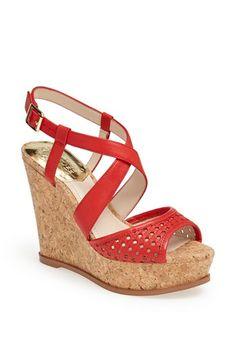 Cute wedge sandals  http://rstyle.me/n/jcuimnyg6