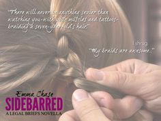 TEASER: SIDEBARRED (A Legal Briefs Novella) by EMMA CHASE | Kindle Friends Forever