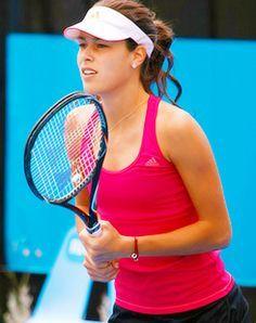 d2daabcdc7c051 Ana Ivanovic 2013  JugamosTenis  tennis  FueraDeCancha via  Next Sport Star