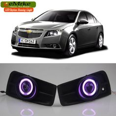 Cheap light balloon, Buy Quality lamp indicator light directly from China light bow Suppliers: EEMRKE Car-Styling FOR Chevrolet Cruze Holden LED Angel Eyes DRL Daytime Running Lights Halogen Bulbs Fog Lights Led Angel Eyes, Chevrolet Cruze, Car Lights, Cars Motorcycles, Buy Now, Bulbs, Stuff To Buy, Running, Watch