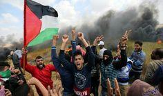 """الصحف الألمانية تؤكّد ضرورة تنفيذ مشاريع في غزة لخفض التصعيد مع إسرائيل: سلّطت الصحف الألمانية الضوء في تعليقاتها على تفجر العنف إثر """"مسيرة…"""